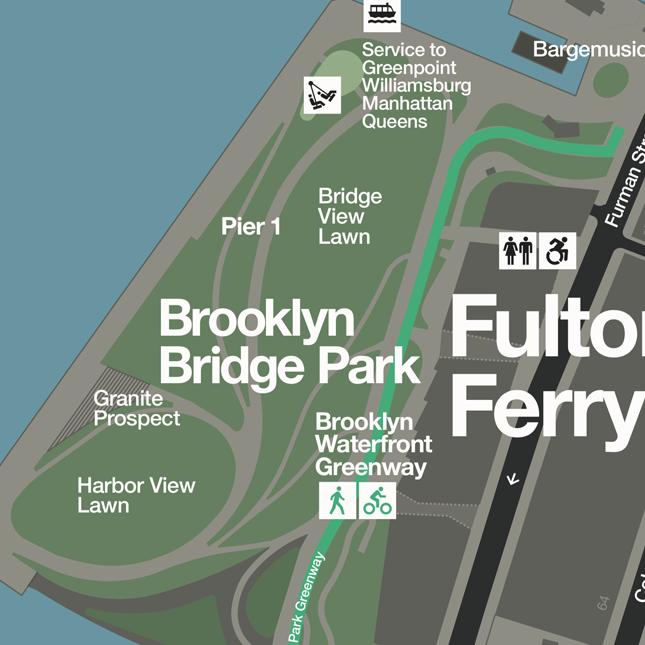 Playgrounds - WalkNYC wayfinding