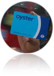 Cashless buses and Legible London