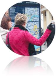 Pedestrian wayfinding and Legible London
